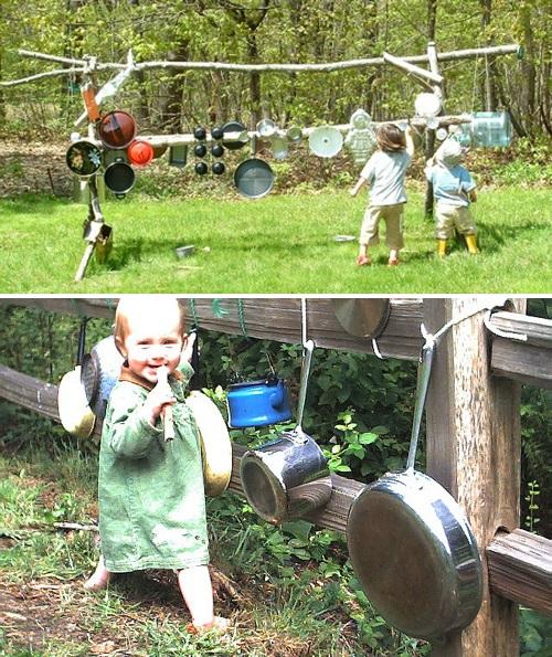 1 идея для детской площадки