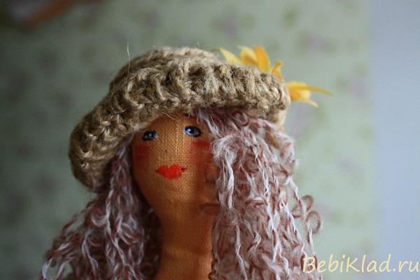 10 шляпка для куклы.