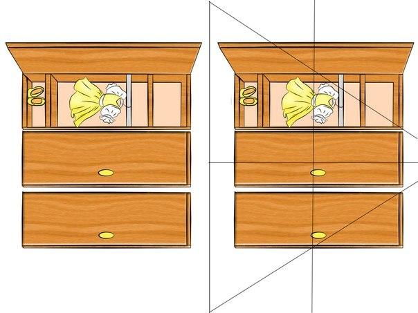 шкаф разрезанная картинка