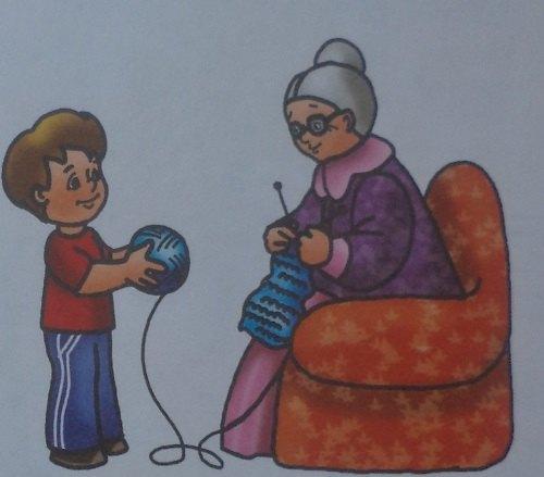 12 занятие для ребенка 3-4 лет