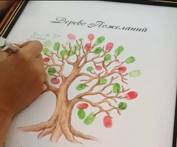 дерево желаний детский сад