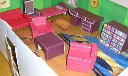 занятие младшая группа мебель