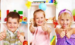 подарок дети детский сад