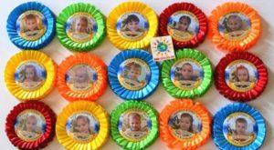 медали детский сад