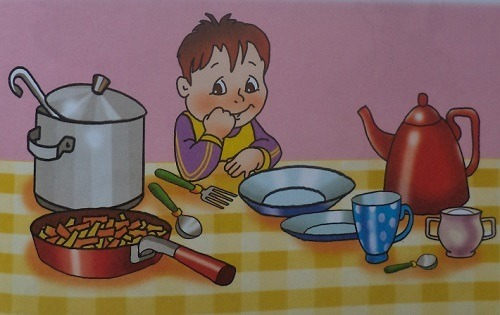 16 занятие для ребенка 3-4 лет