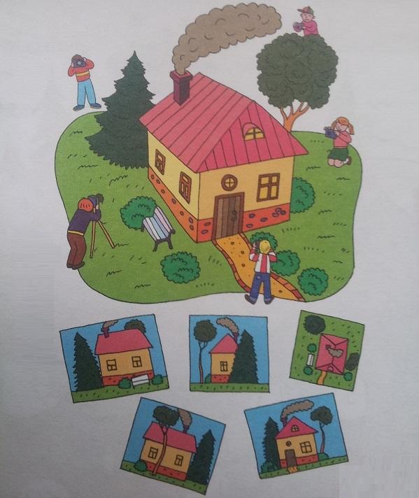 занятия в картинках для ребят 5-6 лет