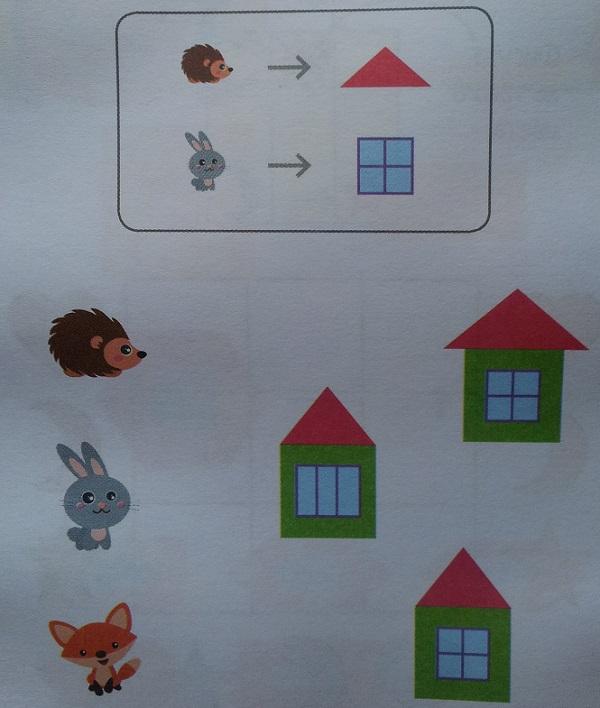 геометрические фигуры и мышление