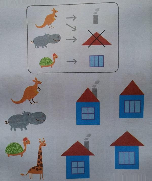 логическое мышление развитие дошкольники