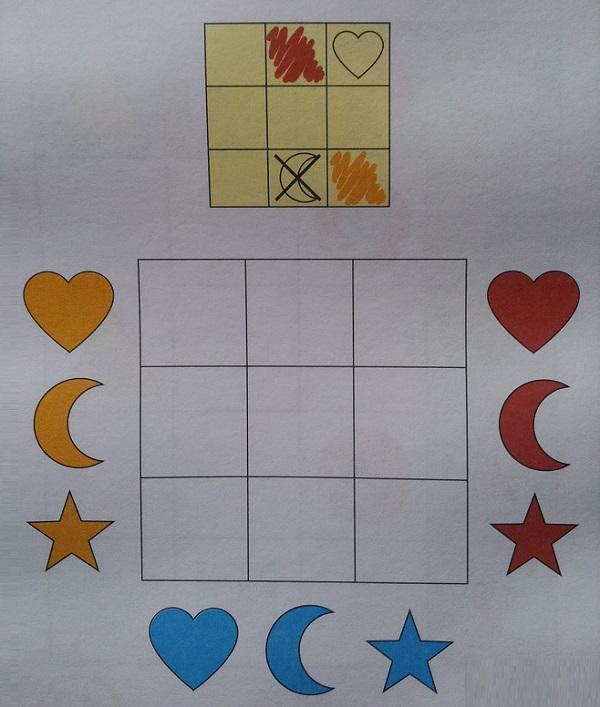 сложные задания для детей 5-6 лет