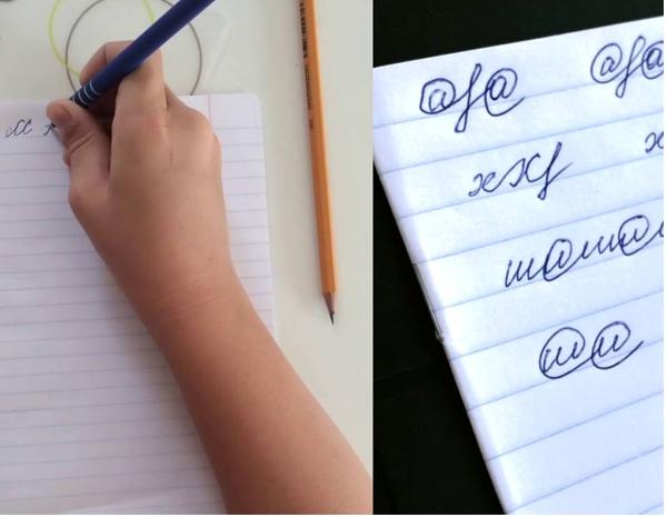 Как научится писать быстро и красиво