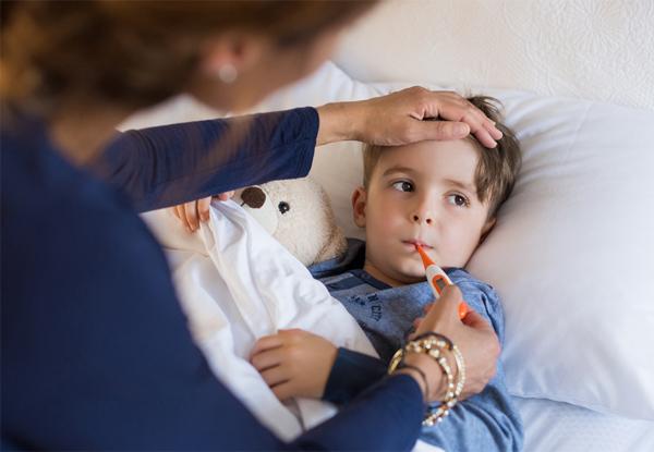 Что делать при температуре у ребенка