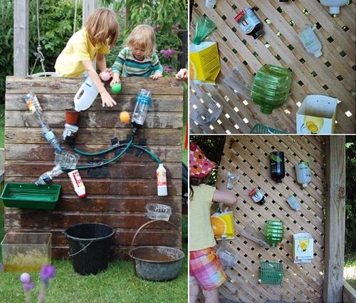4 идея для детской площадки