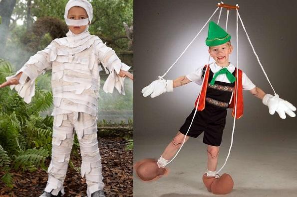 4 новогодние костюмы своими руками