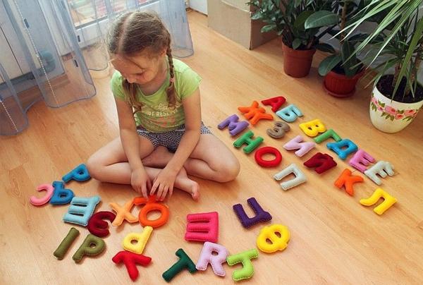 Как правильно учить алфавит, общие правила