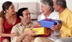 подарок родителям на юбилей