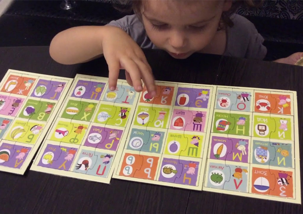 Учебные и другие пособия для изучения алфавита