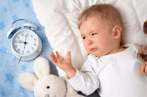 Что делать если ребенок долго плачет