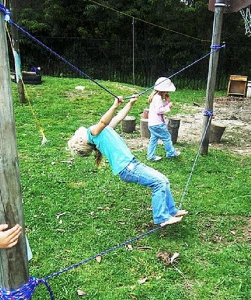 8 идея для детской площадки
