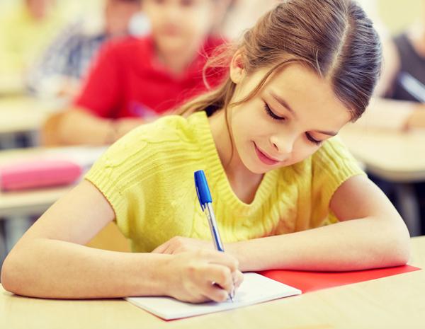 Почему ребенок пишет медленно?