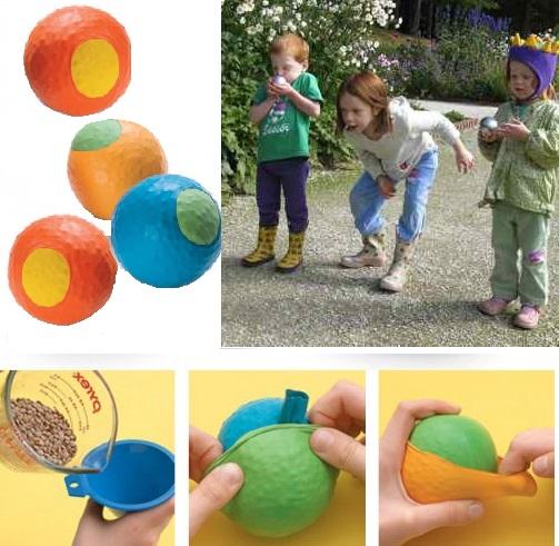 9 идея для детской площадки