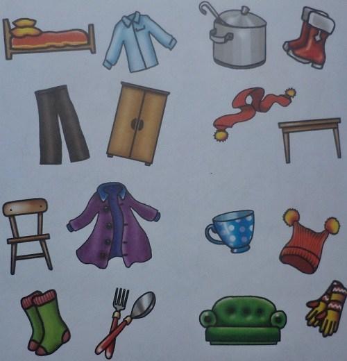 9 занятие для ребенка 3-4 лет