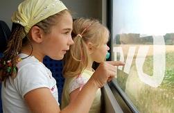 Что из еды брать детям в поезд