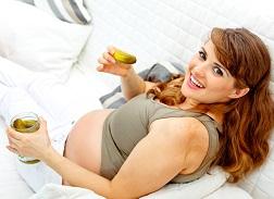 Как определить пол будущего ребёнка по еде