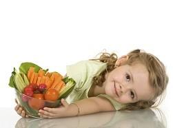 Основы питания здорового ребёнка