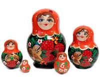 Полхов-Майданская разновидность матрёшки