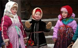 Россия рождество