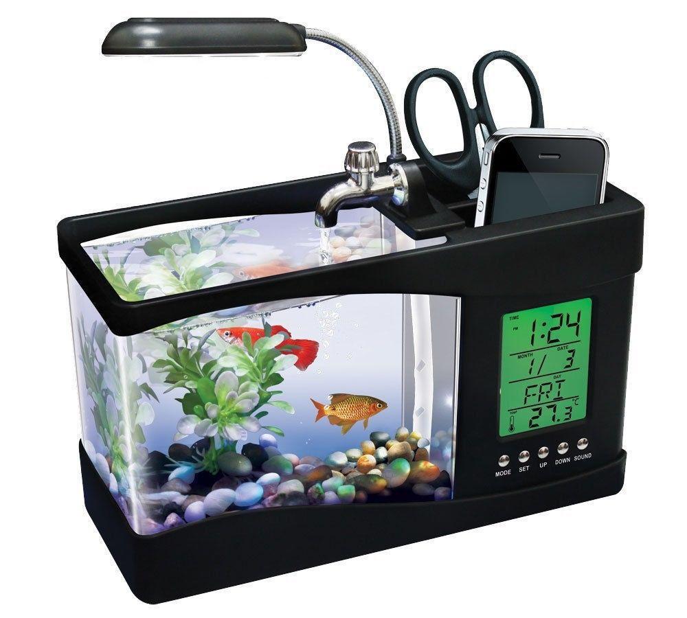 аквариум настольный