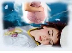 беременность сноведения