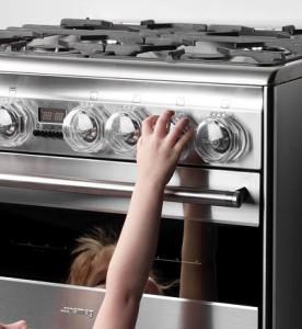 безопасная плита