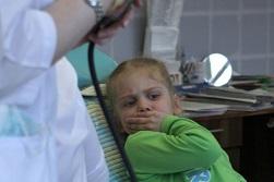 боится стоматолога