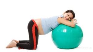болит спина при беременности