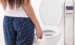 больно ходить по большому в туалет