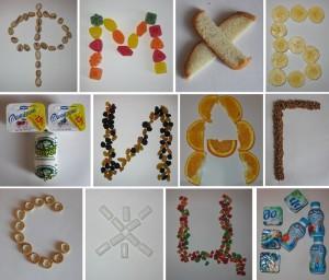 буквы творчество