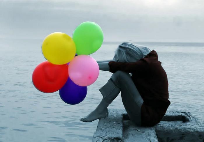 день рождения грусть