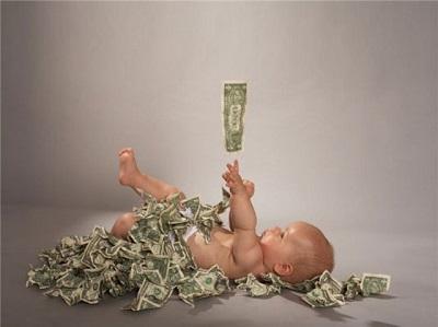 деньги за рождение