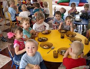 дети болеют в садике