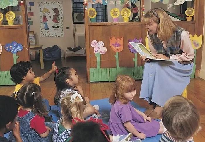 дети детский сад