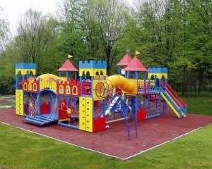 детская площадка игровой комплекс