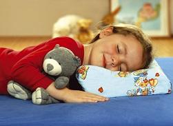 детская подушка как выбрать