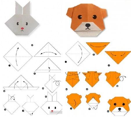 детское оригами