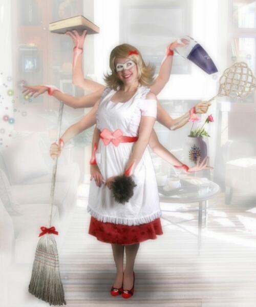 Домохозяйка своими руками