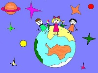 дружат дети на планете песня