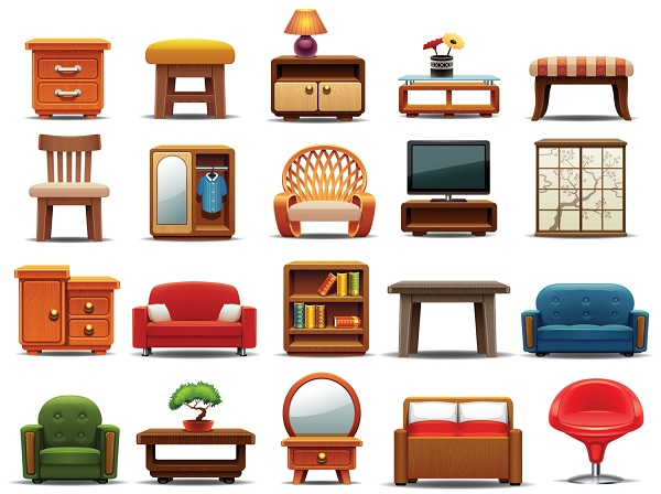 мебель занятие дети