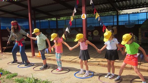 квест выпускной детский сад