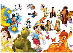герои детских игр онлайн