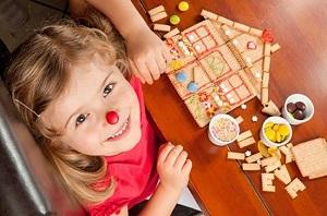 игры с печеньем